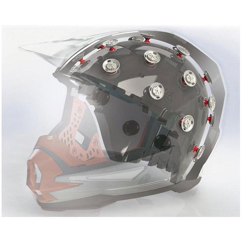 6D Maze Helmet Crosshjälm Hans Eriksson i Frövi AB